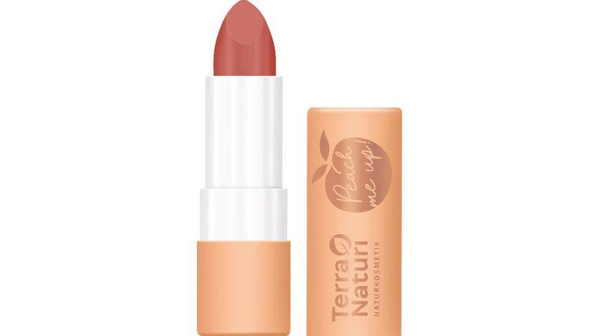 Terra Naturi Peach me up! Lipstick