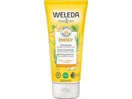 WELEDA ENERGY Aroma Duschgel