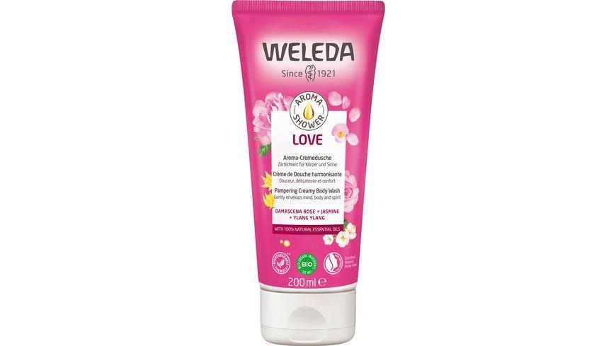 WELEDA Love Aroma Cremedusche