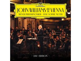 John Williams In Vienna Live Edition