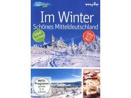 Im Winter Schoenes Mitteldeutschland Sagenhaft 2 DVDs