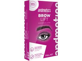 andmetics BROW Lift Kit