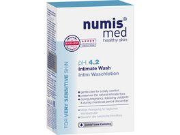 numis med ph 4 2 Intim Waschlotion