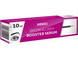 andmetics BROW LASH Booster Serum