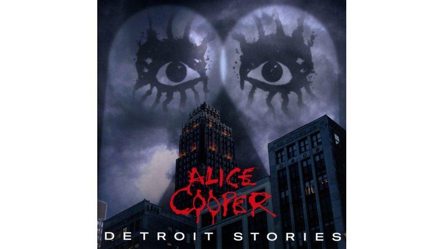 Detroit Stories (CD Jewelcase)