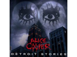 Detroit Stories CD Jewelcase