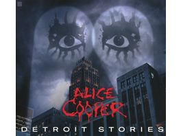 Detroit Stories CD Digipak
