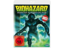 Biohazard Monster aus der Galaxis uncut