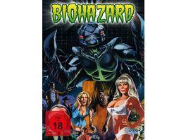 Biohazard Monster aus der Galaxis uncut Limitiertes Mediabook DVD