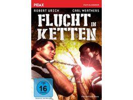 Flucht in Ketten The Defiant Ones Packendes Remake des Kino Klassikers mit Robert Urich und Carl Weathers Pidax Film Klassiker
