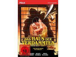 Das Haus der Verdammten The House Where Evil Dwells Exotische Gaensehautgeschichte mit 80er Jahre Gruselstimmung Pidax Film Klassiker