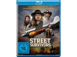 Street Survivors Die wahre Geschichte des Flugzeugabsturzes von Lynyrd Skynyrd
