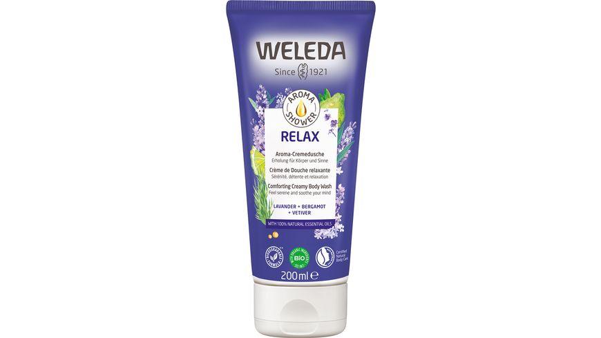 WELEDA Relax Aroma Cremedusche