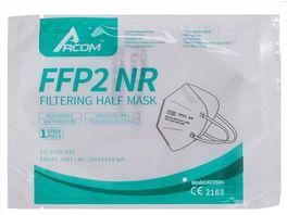 ARCOM FFP2 Maske Mundschutzmaske