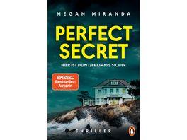 Perfect Secret Hier ist Dein Geheimnis sicher