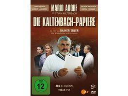 Die Kaltenbach Papiere Der komplette Zweiteiler Fernsehjuwelen