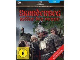 Skanderbeg Ritter der Berge Extended Edition DEFA Filmjuwelen