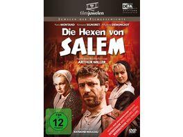 Die Hexen von Salem Hexenjagd inkl DEFA Synchronfassung Filmjuwelen