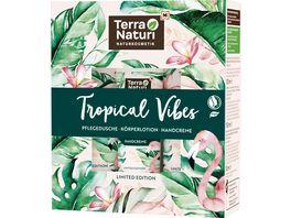 Terra Naturi Geschenkset Tropical Vibes Pflege mit Kokosduft
