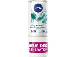 NIVEA MagnesiumDry Pure Aqua Deo Roll On