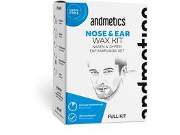 andmetics Nose Ear Wax Kit