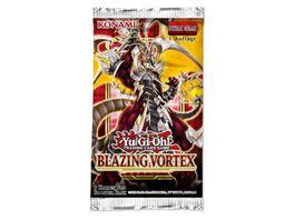 Yu Gi Oh Sammelkartenspiel Blazing Vortex Booster 9 Karten