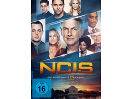 NCIS Season 17 5 DVDs
