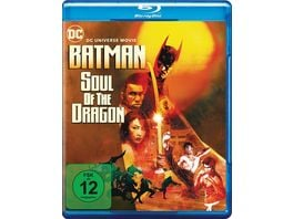 DCU Batman Soul of the Dragon