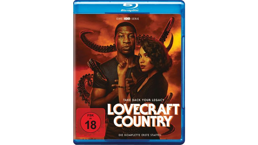 Lovecraft Country - Staffel 1  [3 BRs]