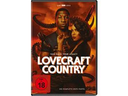 Lovecraft Country Staffel 1 3 DVDs
