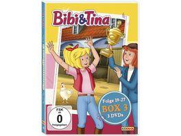 Bibi Tina Box 3 Folge 19 27 3 DVDs