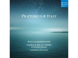 Praetorius and Italy