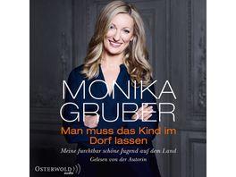 Monika Gruber Man Muss Das Kind Im Dorf Lassen