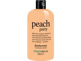 treaclemoon duschcreme peach party