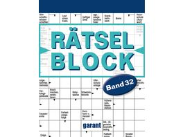 Raetselblock Band 32