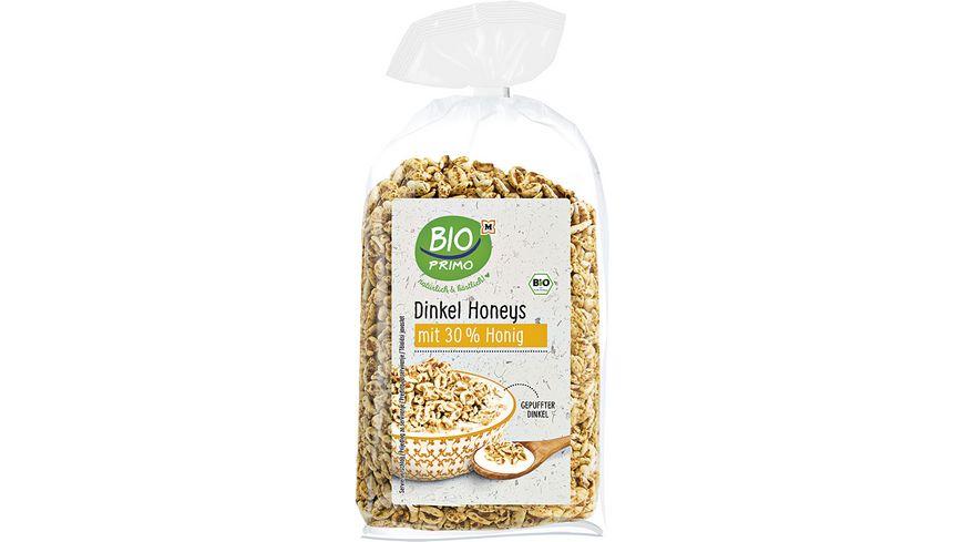 BIO PRIMO Dinkel-Honeys