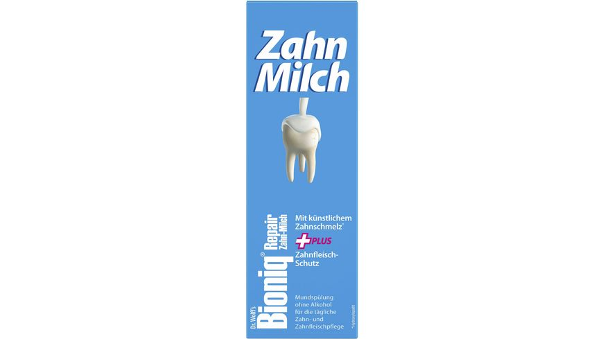 Bioniq Repair Zahn-Milch