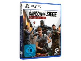 Tom Clancy s Rainbow Six Siege Deluxe Edition
