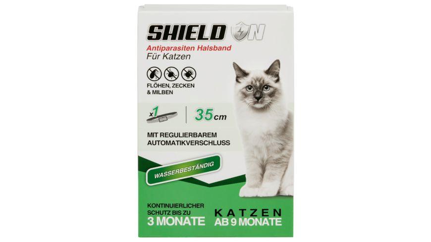 Degro Ungezieferhalsband für Katzen