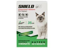 Ungezieferhalsband fuer Katzen