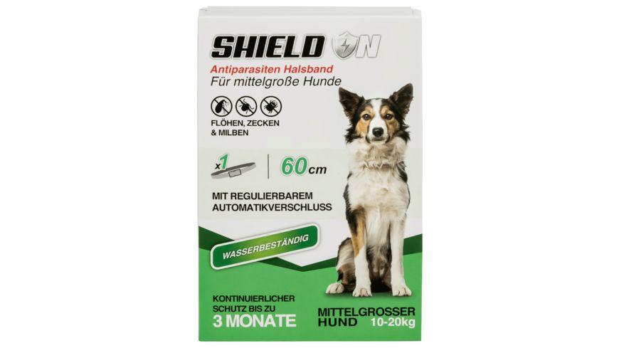 Degro Ungezieferhalsband für große Hunde
