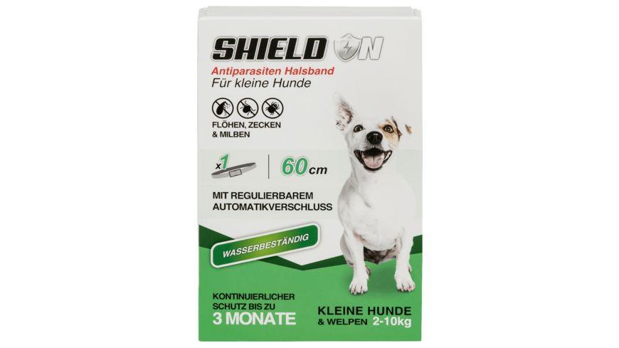 Degro Ungezieferhalsband für kleine Hunde