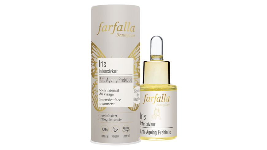 Farfalla Iris Anti-Ageing Prebiotic Intensivkur