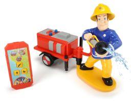 Dickie Feuerwehrmann Sam Sam mit Wasserspritzfunktion
