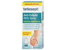 tetesept med foot care Anti Fusspilz Spruehloesung 25ml