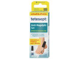 tetesept med foot care Anti Nagelpilz Set 4ml