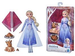 Hasbro Disney Die Eiskoenigin 2 Elsas gemuetliches Lagerfeuer