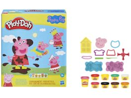Hasbro Play Doh Peppa Wutz Stylingset