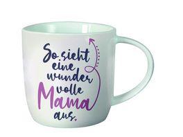 GRAFIK WERKSTATT Gute Laune Tasse Mama