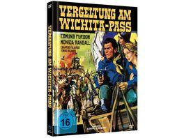 Vergeltung am Wichita Pass Mediabook Cover A DVD